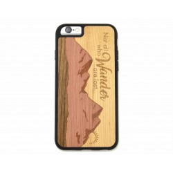 IPhone Case Not all who Wander