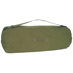 "Zippered Duffel Bag (30"" X 50"")"
